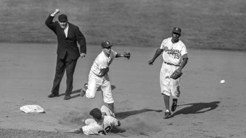 1955 World Series: Dodgers 2, Yankees 0