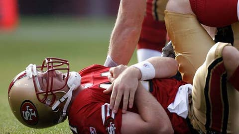 2005: Alex Smith, No. 1 overall pick (49ers)
