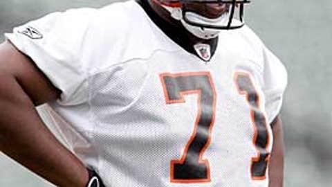 Andre Smith, Bengals OT