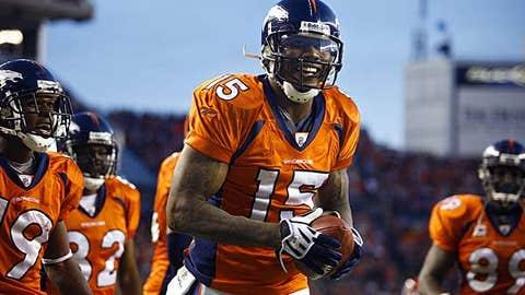 Brandon Marshall, Broncos WR