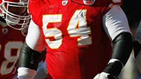 Brian Waters, Chiefs G
