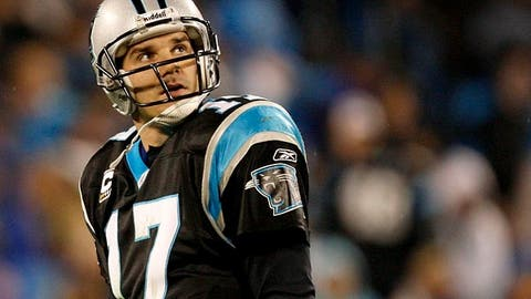 Carolina QB Jake Delhomme