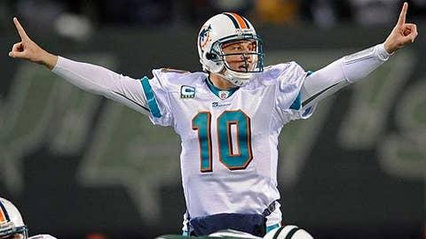 2008: Chad Pennington takes his talents to Miami