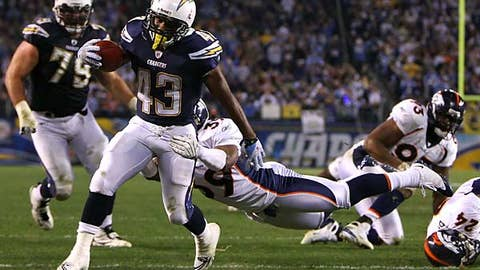 Darren Sproles, Chargers RB