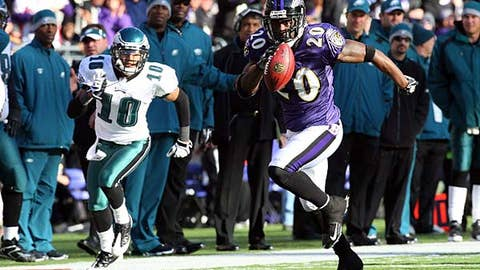 Ed Reed, Ravens S