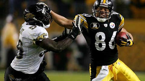 Hines Ward, Steelers WR