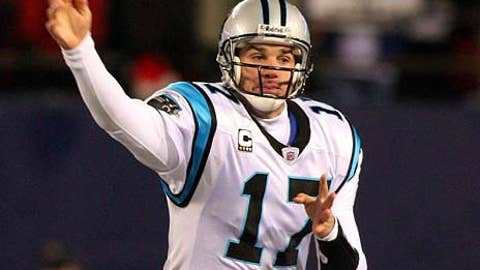 QB Jake Delhomme (2003 Panthers)