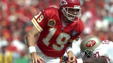 49ers QB Joe Montana: Chiefs
