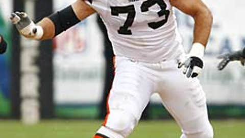 Joe Thomas, Browns OT
