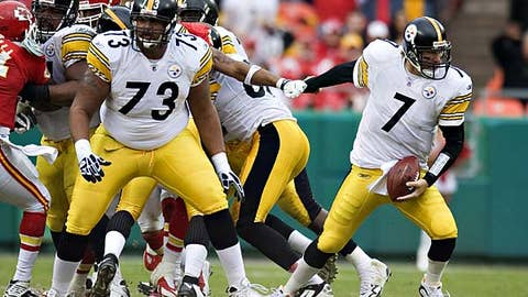 Key injuries mounting for Steelers