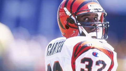 Ki-Jana Carter, No. 1 pick in 1995 (Bengals)