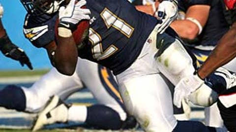 LaDainian Tomlinson, Chargers RB
