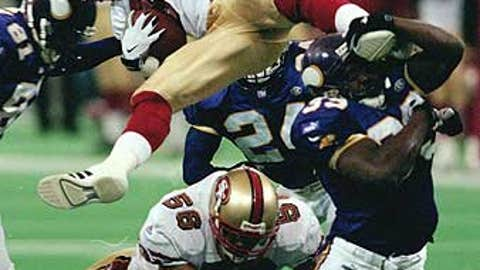 Lawrence Phillips, No. 6 pick in 1996 (Rams)