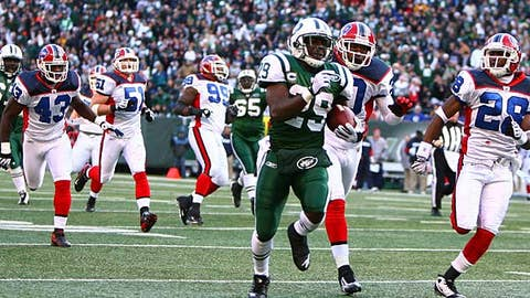 Leon Washington, Jets RB/KR