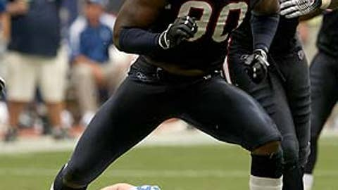 Mario Williams, Texans DE