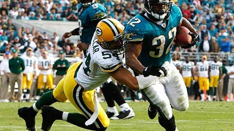 Maurice Jones-Drew, Jaguars RB