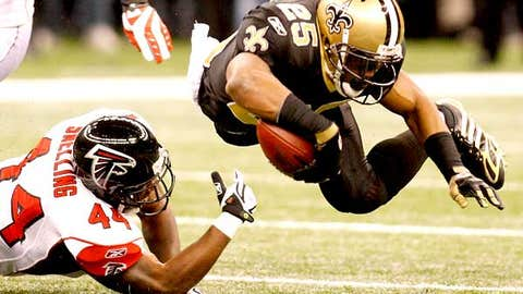 New Orleans RB Reggie Bush