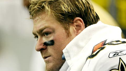 New Orleans TE Jeremy Shockey