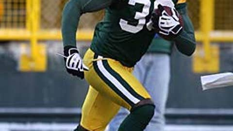 Nick Collins, Packers S