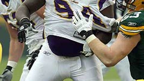 Pat Williams, Vikings DT