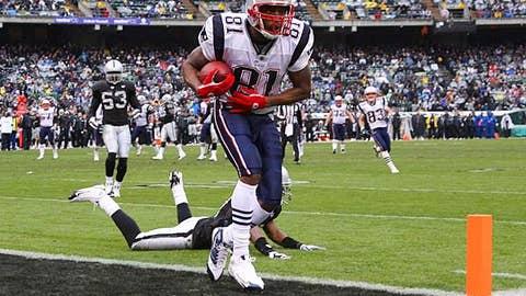 39 touchdown receptions (1 player)