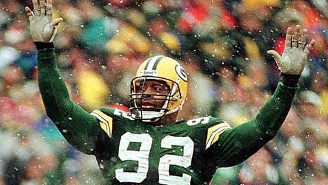 DE Reggie White (1993 Packers)