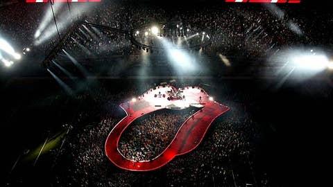 Rolling Stones, Super Bowl XL
