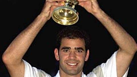 Sampras sets career Slam record