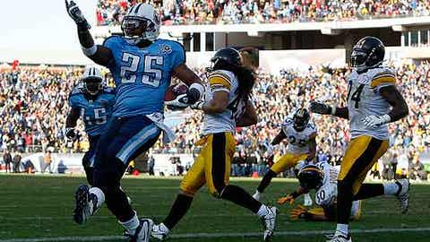 Steelers vs. Titans