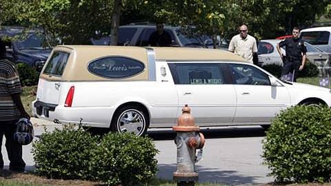 Steve McNair memorial service