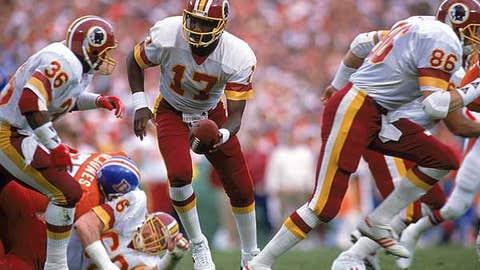 Super Bowl XXII - Timmy Smith, Redskins