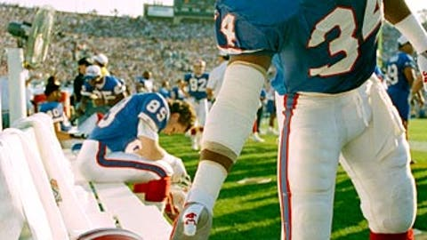 Thurman Thomas, Super Bowl XXVI
