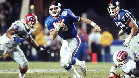 Super Bowl XXV - Jeff Hostetler, Giants