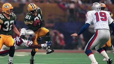 Super Bowl XXXI - Desmond Howard, Packers