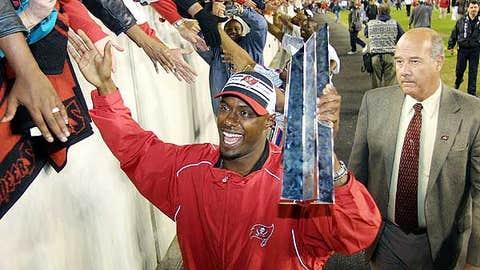 Super Bowl XXXVII - Dexter Jackson, Buccaneers