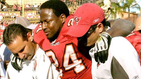 """Tampa Bay RB Carnell """"Cadillac"""" Williams"""