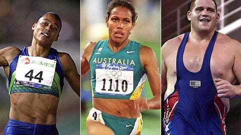 The 2000 Summer Olympics