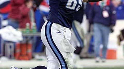The Music City Miracle delivers playoff win to Titans