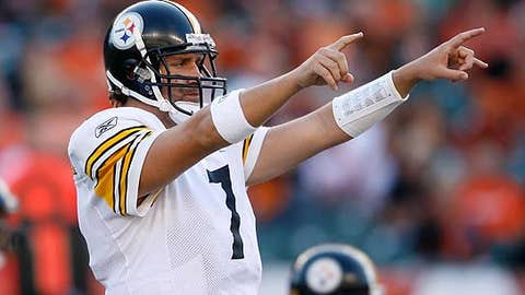 The Steelers will get their first big January test of the decade