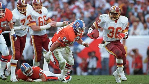 Super Bowl XXII: Timmy Smith's moment in the sun