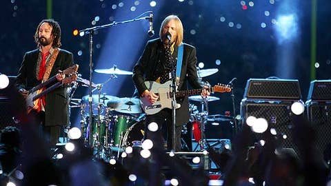 Tom Petty, Super Bowl XLII