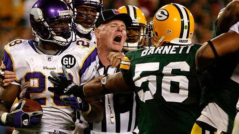 Vikings vs. Packers