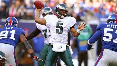 Week 8: Philadelphia at New York Giants