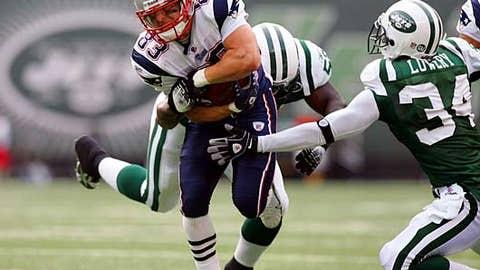 Wes Welker, Patriots WR