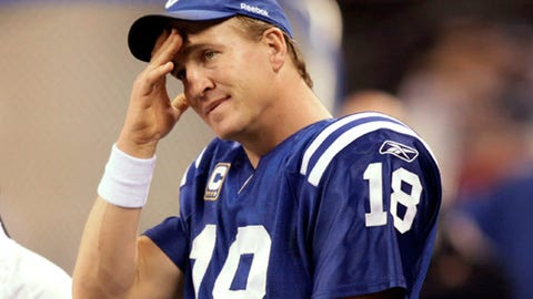 Peyton Manning and the Colts