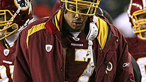 Jason Campbell, Redskins QB