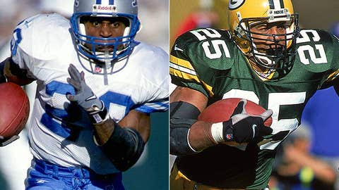 Madden 2000: Barry Sanders and Dorsey Levens — CURSED