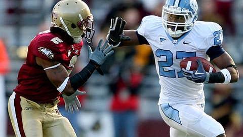 Denver Broncos: Deunta Williams, CB, North Carolina