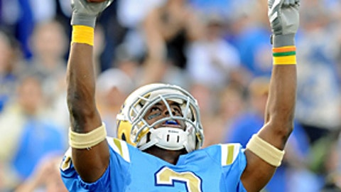 San Diego Chargers: Rahim Moore, S, UCLA