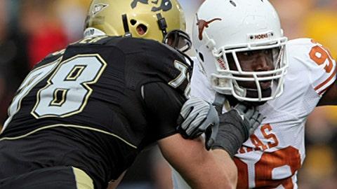 Dallas Cowboys: Nate Solder, OT, Colorado